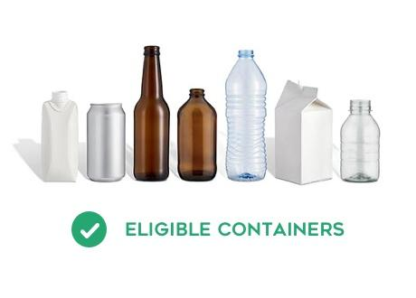 Eligible Containers